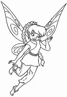 tinkerbell fairies coloring pages to print 16654 free printable disney fairies fawn coloring sheet