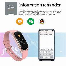 Bluetooth Bakeey Temperature Tracker Wristband by Bluetooth 5 0 Bakeey V15 Temperature Tracker