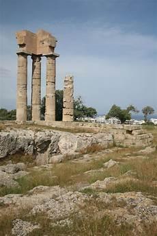 Rhodos Rhodos Stadt Akropolis Mittelmeer Reise Und Meer De