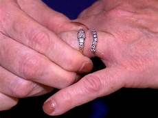 ny sanitation crew finds s lost wedding rings after