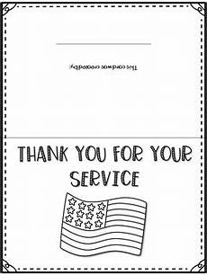 veterans day thank you card template veteran s day cards thank you cards veteran s day