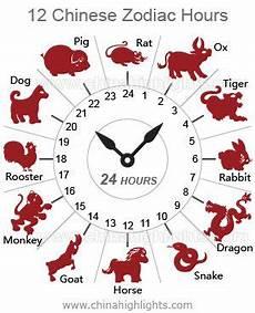 zodiac hours animals and health china highlights