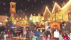 Weihnachtsmarkt Wetter Macht Strich Durch Die Rechnung