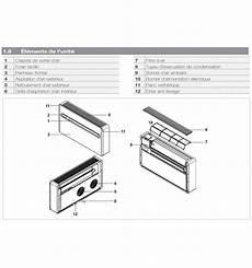 clim reversible monobloc climatiseur monobloc r 233 versible klimea 10hp dc inverter
