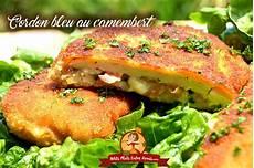 Cordon Bleu Au Camembert Petits Plats Entre Amis