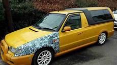 Skoda Felicia Up Vw Caddy Lowered Modified Car