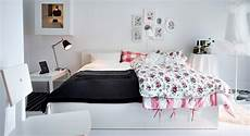 Ikea Schlafzimmer Rosa - pink white bedroom design interior design ideas