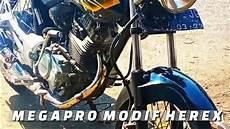 Megapro Modif Herex by Megapro Modif Herex Part 2