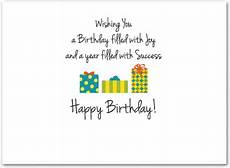 birthday card template for employee business birthday card employee birthday cards