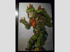 Rex from fortnite by AKRx7 on DeviantArt