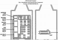 electric and cars manual 2000 lincoln navigator regenerative braking where is the front blower relay located