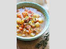 ham bone soup_image