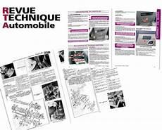 La Revue Technique Automobile Revue Technique Auto