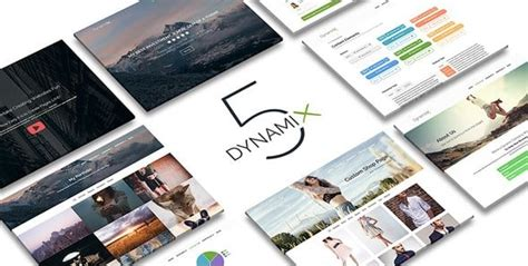 dynamix v7 5 business corporate wordpress theme