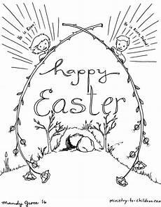 Ausmalbilder Ostern Bibel Easter Coloring Sheets Ministry To Children