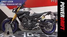 2018 Yamaha Mt 09 Sp Eicma 2017 Powerdrift