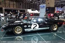 Salon International De L Auto De 232 Ve Ford Gt40