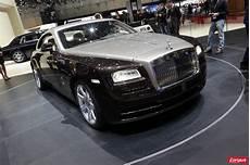 Rolls Royce Wraith La Plus Puissante Et La Plus