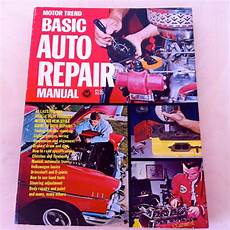 what is the best auto repair manual 1968 pontiac grand prix lane departure warning motor trend basic auto repair manual 1968 petersen publishing vintage book car trouble shooting