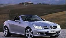 mercedes slk cabrio 2004 2008 reviews technical data