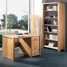 bureau fjord en bois massif 224 petit prix naturellement