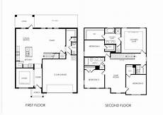 Luxury 4 Bedroom 2 Story House Floor Plans New Home