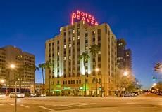 hotels in san jose california hotel de anza contact us