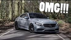 welcome to my new mercedes c63 amg
