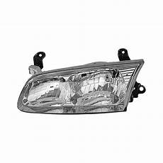 how to replace install headlight toyota camry 102 replace 174 toyota camry 2000 2001 replacement headlight
