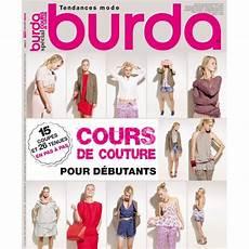 magazine de couture avec patron burda style cours de couture pour d 233 butants magazines