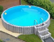 Pool Rund Schwimmbecken Set 1 20 M Hoch 1 219 00
