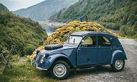 Check Out This Beautifully Restored Citroen 2CV  Highsnobiety