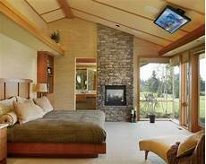 Angled Slanted Ceiling Bedroom Ideas by Fireplace To Slanted Angled Ceiling Home Design Ideas