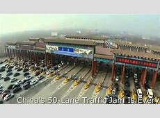 50 lane highway china snopes