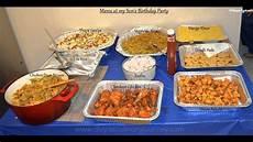 easy 1st birthday food ideas