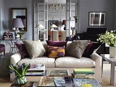 purple and gray living room decor living room ideas grey and purple modern house