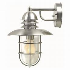 lite source lighting stainless steel outdoor wall light ls 1468sts destination lighting
