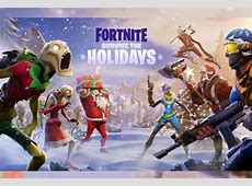 Fortnite Update: Christmas Save the World Download times