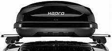 dachbox hapro cruiser 10 8 brilliant black 600 liter