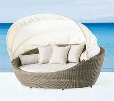 liegeinsel paradiso lounge cubu strandkorbwerk