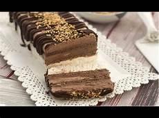 dolce con wafer torta fredda senza cottura cioccolato panna e wafer facile e veloce youtube
