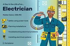 electrician description salary skills more