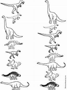 dinosaur matching worksheets 15344 dinosaurs in the classroom enchanted learning