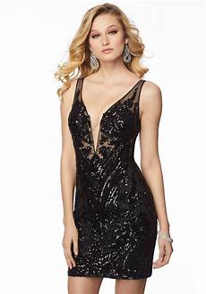 form fitting party with allover sequin design style 33076 morilee