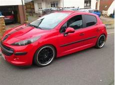 peugeot 207 tuning voiture peugeot 207 tuning wenig km pour 5800