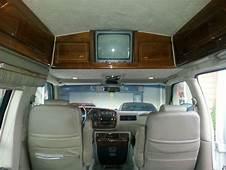 Purchase Used 2000 GMC Savana 1500 Conversion Van With