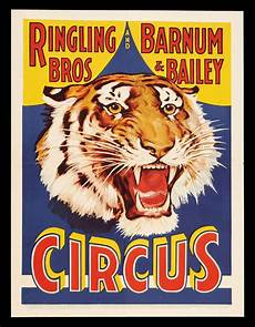 circus posters vintage ringling bros barnum and bailey