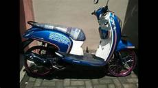 Honda Scoopy Modifikasi by Racing Motorcycle Honda Scoopy Modifikasi Thai Look