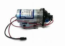 shurflo 12v volt demand water pump w wiring harness lawn yard chemical sprayer ebay