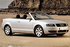 audi a4 cabriolet audi a4 cabriolet 2001 2006 used car review review car review rac drive